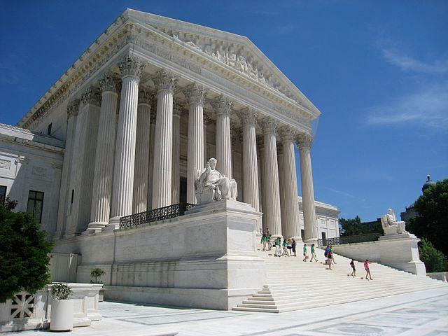 California Teachers' Union Challenge Before Supreme Court