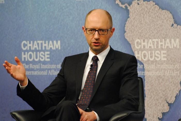 Ukrainian Prime Minister Narrowly Survives No-Confidence Vote