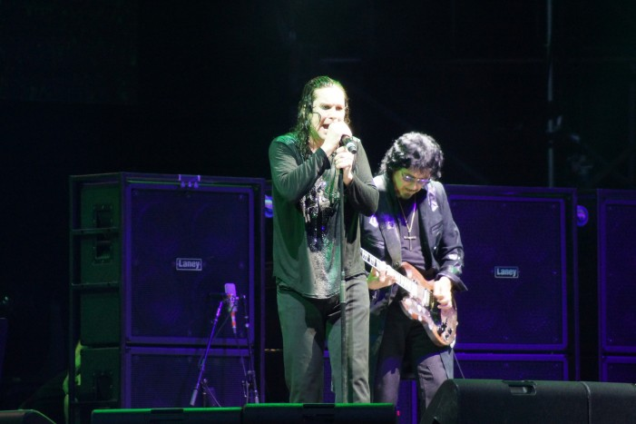 Black Sabbath Rocks Madison Square Garden