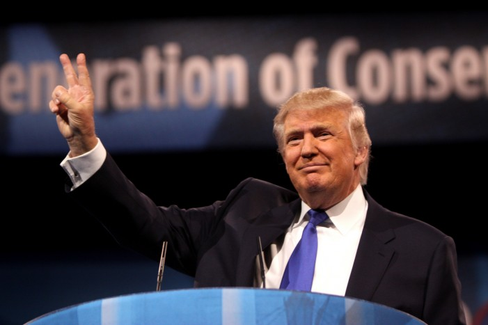 Donald Trump Wins South Carolina Republican Primary
