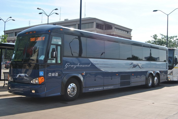 Bomb Threat Delays Greyhound in Amarillo, Texas