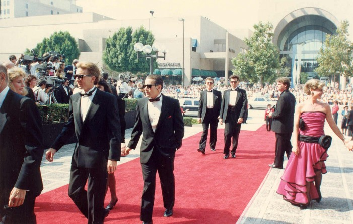 Business in the Front Party in the Back Grammy Red Carpet Show Shockers