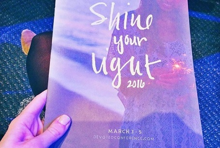 Devoted Conference 2016 'Shine Your Light' Seeks to Empower Women