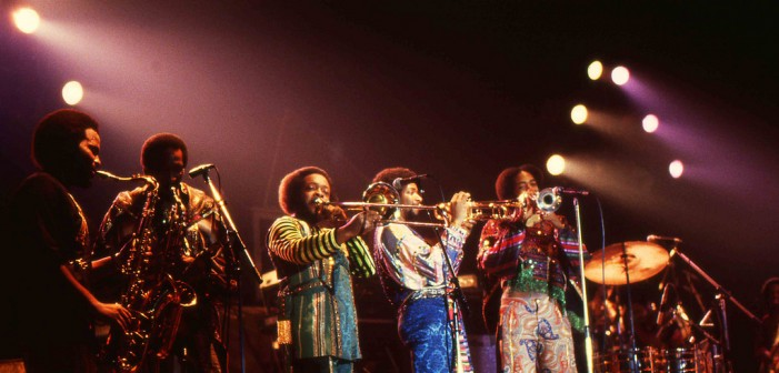 Maurice White of Earth, Wind & Fire Inspired Positivity