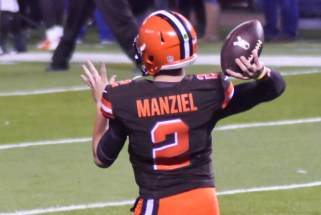 Johnny Manziel Footage of Domestic Violence Will End His NFL Career