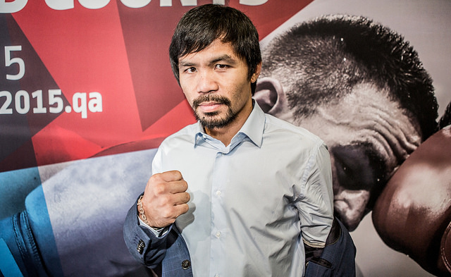 Manny Pacquiao Makes Anti-Gay Comment and Loses Nike as His Biggest Fan