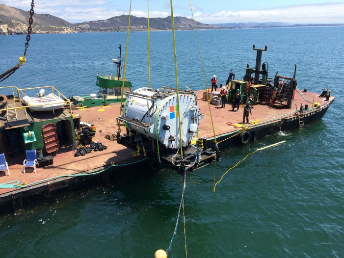 Microsoft's Under the Sea Data Center Experiment