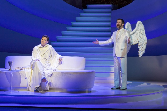 Irreverent 'Act of God' in Los Angeles [Review]