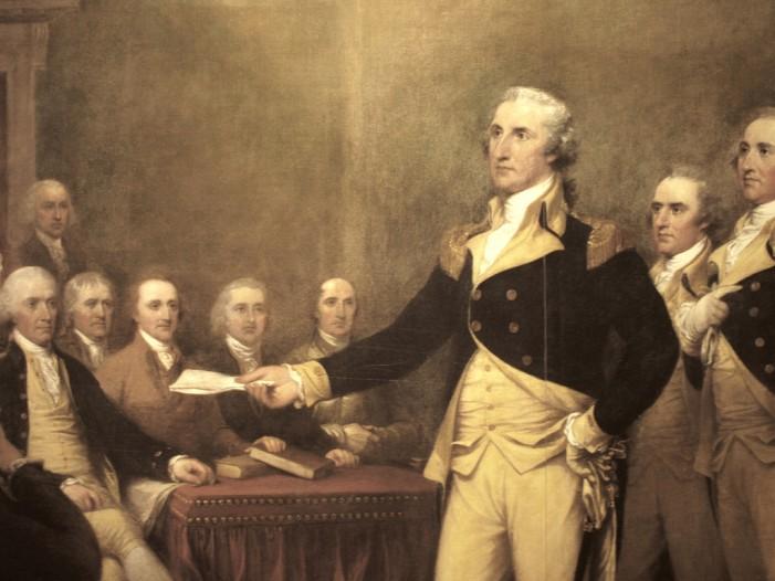 George Washington's Portrait to Receive Restoration