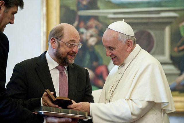 Pope Francis as the Selfie Pontiff