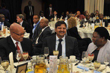 South Africa's Jacob Zuma and Gupta Family Tumble