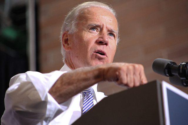 Merrick Garland Nomination Defended by Vice President Joe Biden in Speech