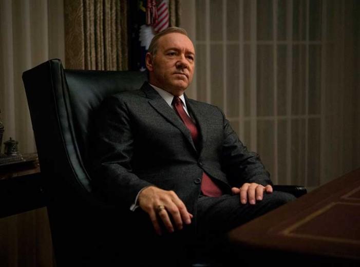 'House of Cards' Debuts Season 4 on Netflix