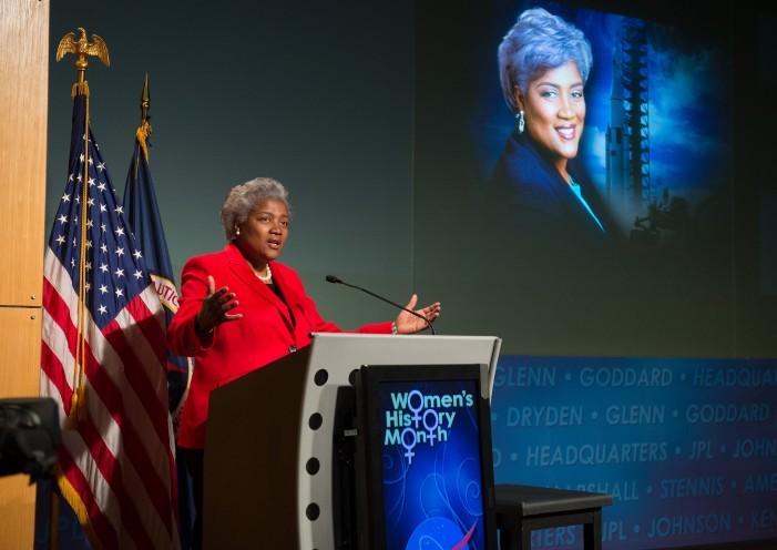 NASA Celebrating Women
