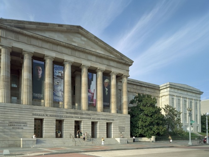 'TIME' for Celebrity Close-Ups at Smithsonian's National Portrait Gallery