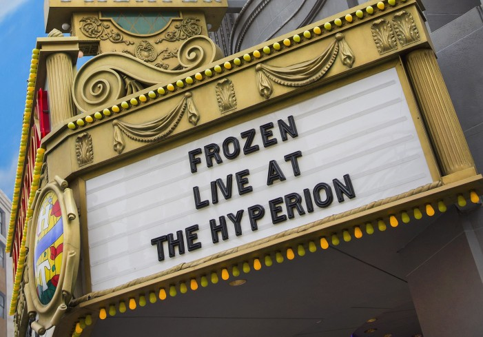 Frozen Comes Alive at California Adventure This Summer