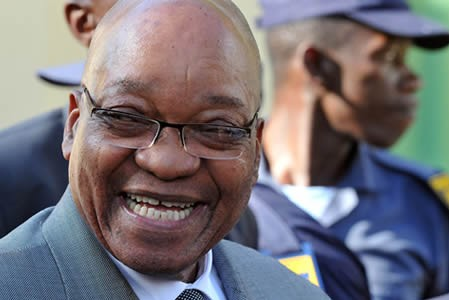 Zuma and ANC Rotten to the Core