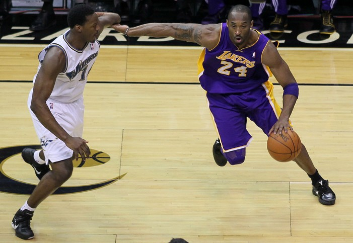 Final Curtain Call for Kobe Bryant in Los Angeles