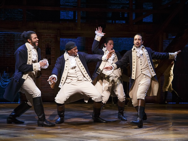'Hamilton' Changing Broadway