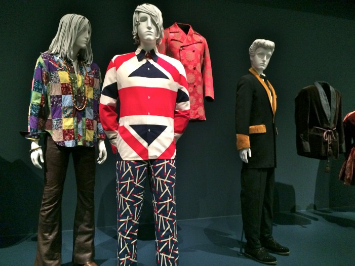 Evolution of Male Attire at LACMA's Reigning Men Exhibit