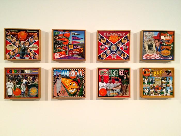 Unusual Look at Baseball History in Skirball Art Exhibit