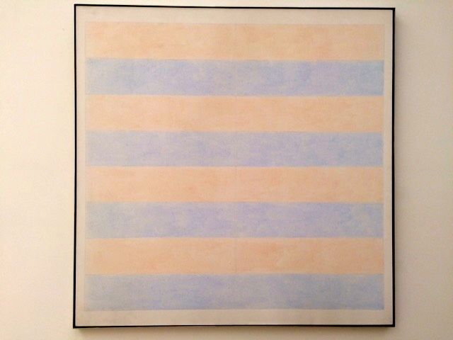 LACMA Exhibit Shows Agnes Martin Not Boxed in by Restrained Grid Style
