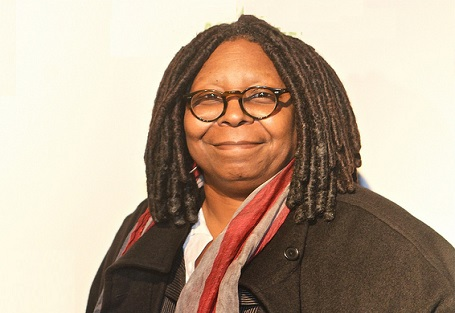 Whoopi Goldberg Supports Women With Medical Marijuana Products