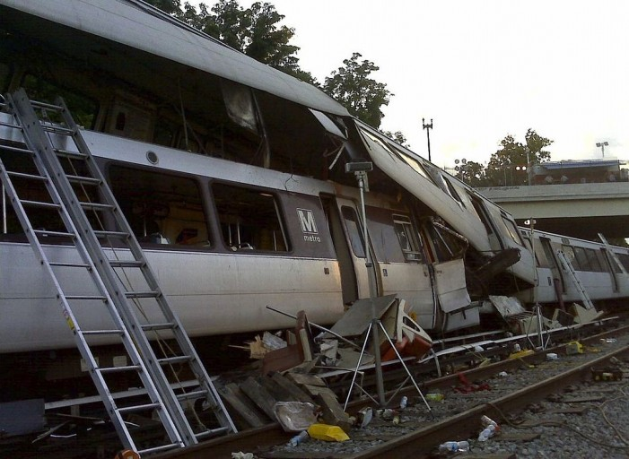 Amtrak Engineer's Distraction Caused Derailment