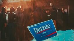 Bernie Sanders Is the People's Front-Runner