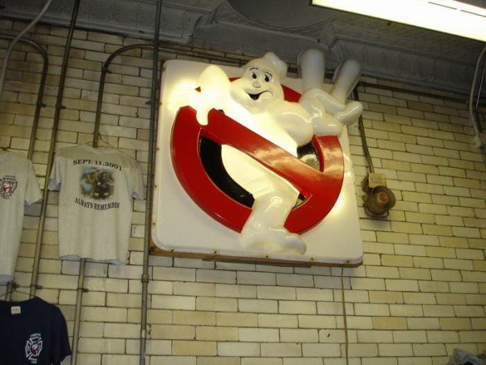 'Ghostbusters' Busting the New Busters