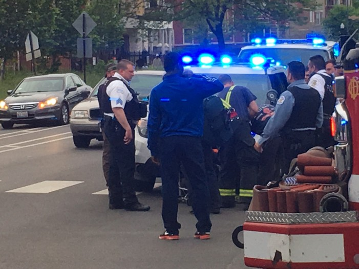16-Year-Old Female Shot in Westside North Lawndale Neighborhood of Chicago [Video] (Updated)