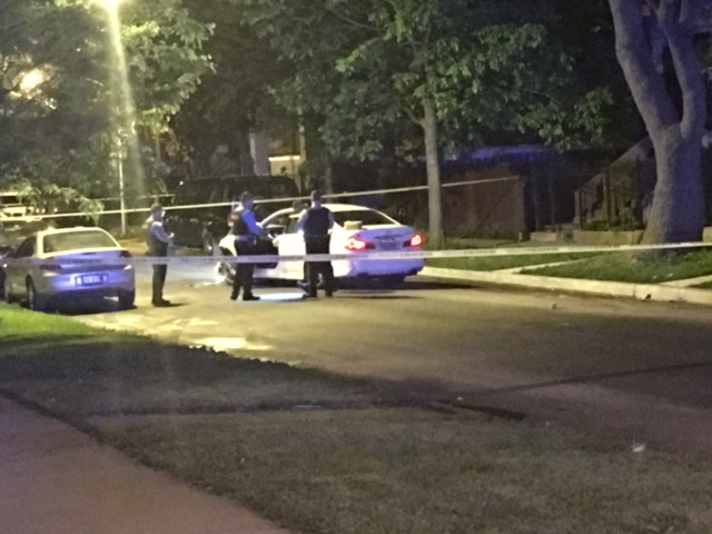 Chicago North Lawndale Shooting and Car Crash Raise Many Questions [Video]