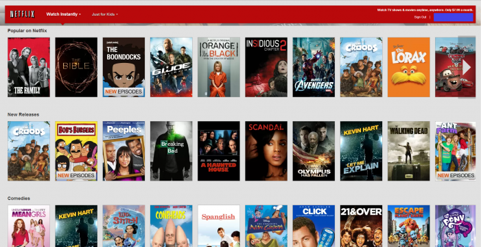 Netflix: New Viewing Options Available for Streaming in May 2016