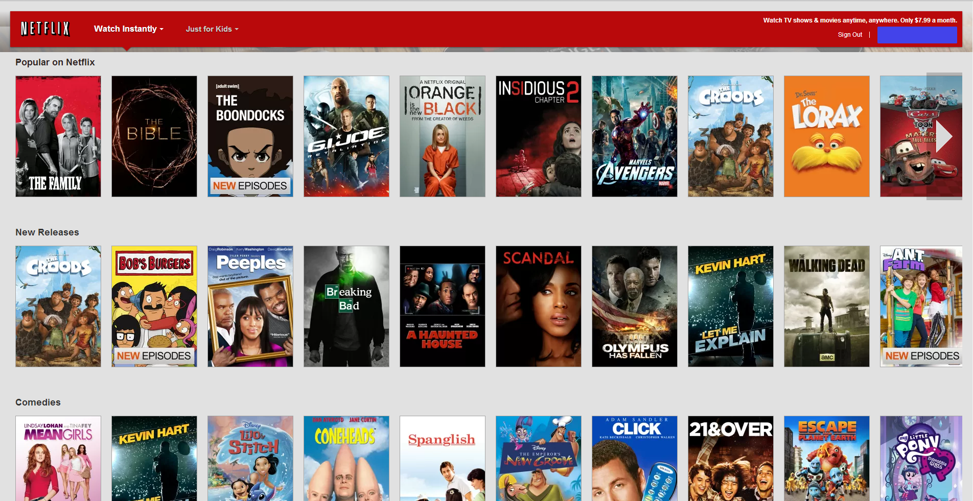 Spice up your Netflix game with a snazzy new 'Random Movie ...  |All New Netflix Movies
