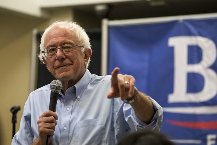 Bernie Sanders Projected Winner of North Dakota Caucuses