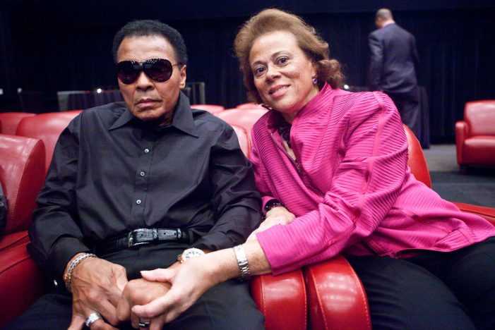 Three-Time Heavyweight Champion Muhammad Ali Dies at Age 74