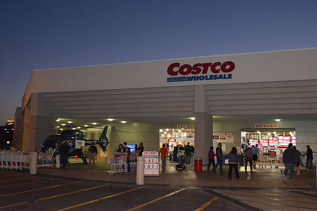 Costco Visa Partnership Starting