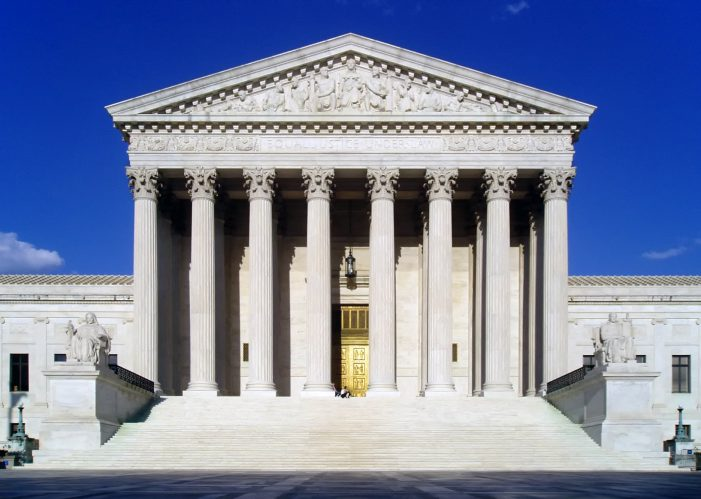 Supreme Court Abortion Case Decision Fireworks Due as Session Ends