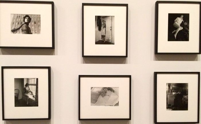 Selfies as Art Form: Cindy Sherman Exhibit at Broad