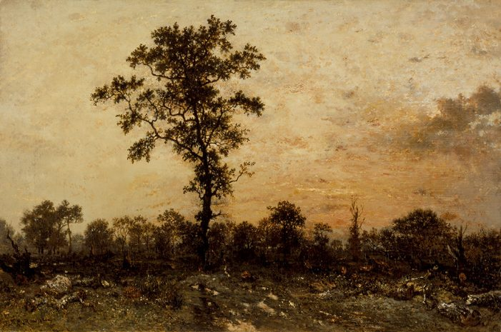 Getty Museum Shows Dramatic Nature of Rousseau