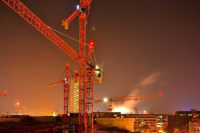 Crane Malfunction