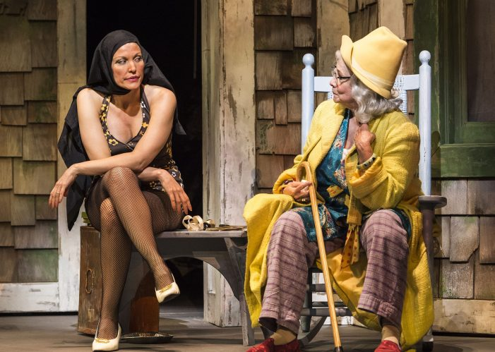 Stars Make 'Grey Gardens' Heart-Wrenching Musical Worth Seeing [Review]