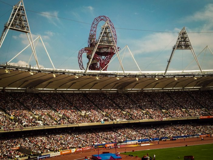 Kendra Harrison Breaks World Record at London Anniversary Games