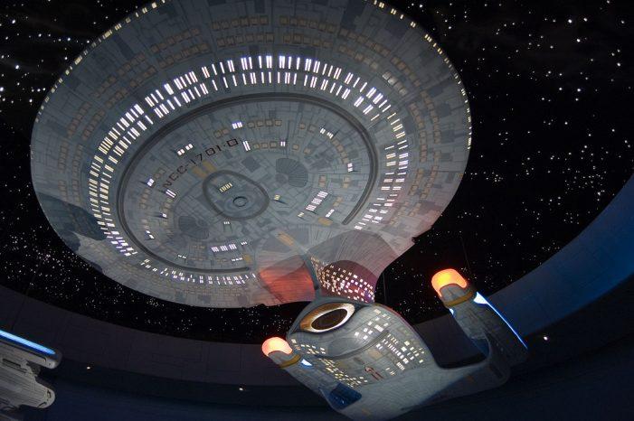 Star Trek Looking Back Through the Years