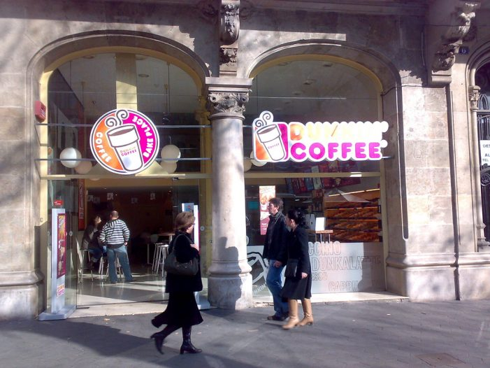 The Dunkin' Donuts Identity Crisis