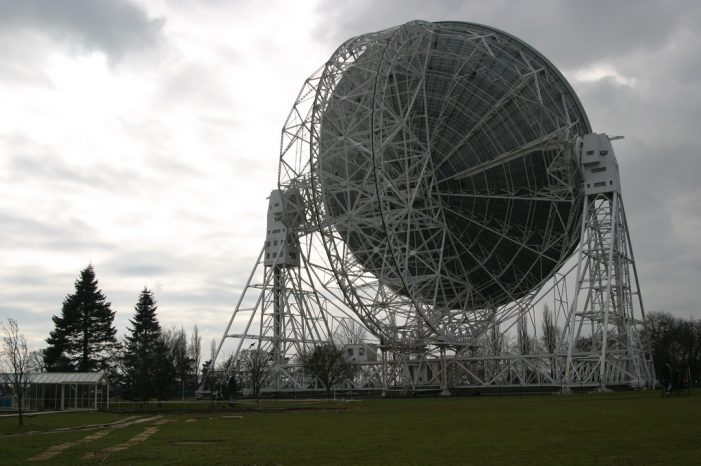 MeerKAT Radio Telescope Project in South Africa