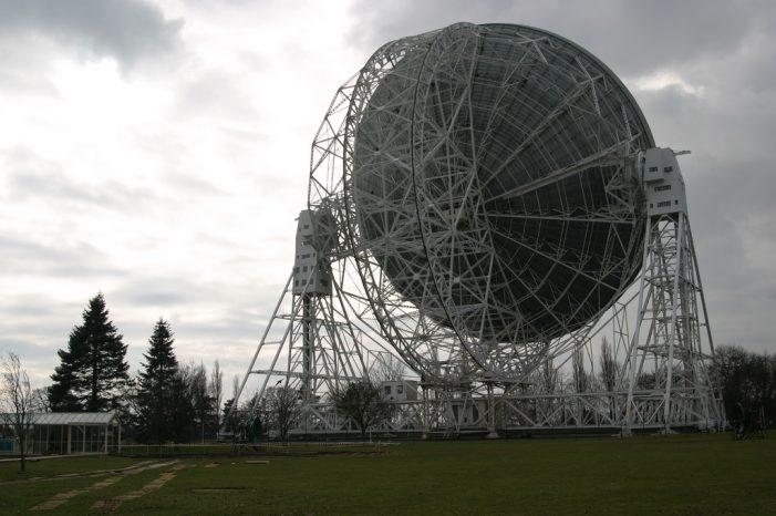 MeerKAT Radio Telescope Project in South Africa