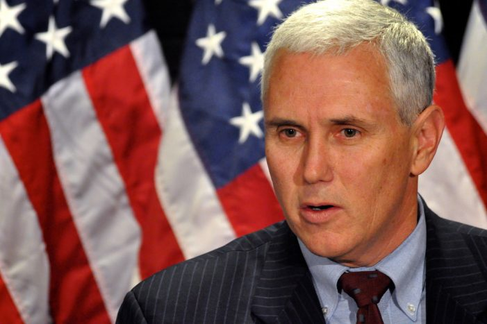 It Is Official Indiana Governor Mike Pence Is Donald Trump's Running Mate