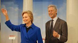 Bill and Hillary Clinton Make History at the DNC