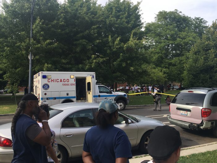 Innocent Bystander Victim of Shooting in North Lawndale Chicago [Updated]